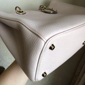 Dior Bags - Bullcalf Small Diorissimo Rose Poudre